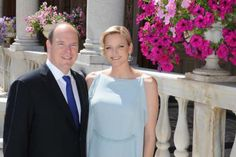 Princess Charlene And Prince Albert Of Monaco Are Having TWINS