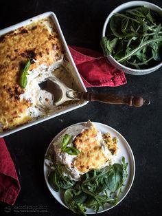 Pumpkin & Spinach Keto Cannelloni (low-carb, primal, grain-free)