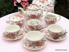 Johnson Brothers Rose Chintz China (Think Susan Branch....)