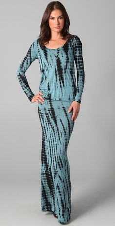 Young Fabulous & Broke    Rebel Wash Gloria Maxi Dress    $230.00