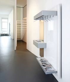 Built-in wardrobes | Hallway | PANEL | Schönbuch | jehs laub. Check it out on Architonic