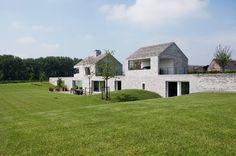 Gallery of Villa H in W / Stéphane Beel Architect - 9