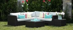 Choose from over 50 collections to find the perfect set to fit your backyard design, style, and layout. Choose from different colours and seating options. Outdoor Sectionals, Family Pool, Patio Kitchen, Furniture Collection, Outdoor Furniture, Outdoor Decor, Backyard Landscaping, Fireplaces, Pools
