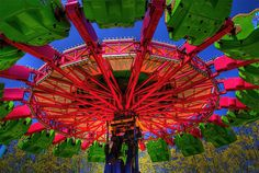 Denver Colorful Elitch Gardens by Thad Roan - Bridgepix, via Flickr