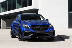 This color which TopCar calls 'Blue Gem', is on every single surface… Mercedes Car, Mercedes Benz Amg, 4x4, Unique Cars, Top Cars, Expensive Cars, Sport Cars, Motor Car, Concept Cars