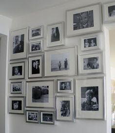 Moth Design: The Family Picture Wall