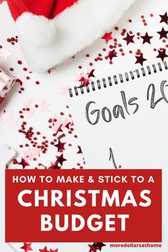 How to create a Christmas budget and why a budget is crucial to saving money at Christmas time. #budget #christmasbudget #savemoneyatchristmas Christmas On A Budget, Diy Christmas Gifts, Holiday Fun, Christmas Time, Budget Binder, Budget Planner, Budgeting Finances, Budgeting Tips, Make More Money