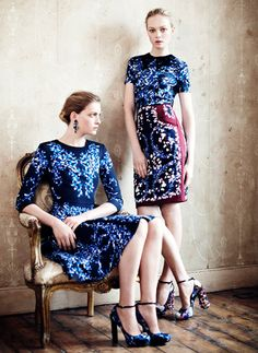 Just lovely... by Erdem