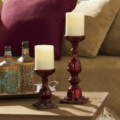 Set of 2 Candlesticks from Seventh Avenue ®