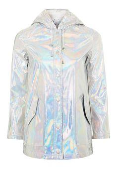 **Holographic Rain Mac by Glamorous
