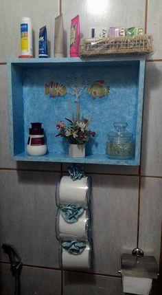 Reciclagem com gaveta madeira http://www.amocarte.blogspot.com.br/