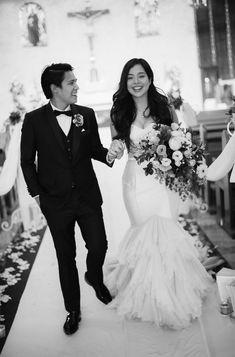Celebrity Wedding: Jim Bacarro and Saab Magalona Photos | http://brideandbreakfast.ph/2015/01/30/jim-bacarro-and-saab-magalona-wedding-photos/  | Photography: J Lucas Reyes