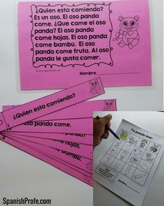 Using Spanish reading fluency strips to improve emergent readers. Great resource for students learning to decode and read in Spanish. Ideal for students in Kindergarten and first grade. Learn how to use these tiras de fluidez de lectura in your bilingual or immersion classroom. Great for centers, guided reading and homework.