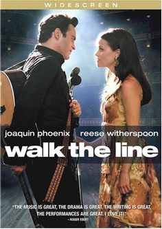 James Mangold's movie Walk the Line depicts part of the life of Johnny Cash. It was released in Joaquin Phoenix portrays Johnny Cash. The executive producer was John Carter Cash (son of Johnny Cash). See Movie, Movie Tv, Walk The Line Movie, Movie List, Movies Showing, Movies And Tv Shows, Johnny And June, Johnny Cash, Plus Tv