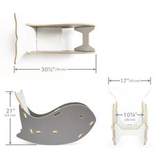 The Whale Chair by sprout is perfect for your Child's bedroom, playroom or nursery. This Cute toddler's animal rocker is easy to assemble & Store. Made in USA. Modern Kids Furniture, Baby Furniture, Cheap Furniture, Bedroom Furniture, Furniture Design, Furniture Stores, Furniture Ideas, Porch Furniture, Furniture Buyers