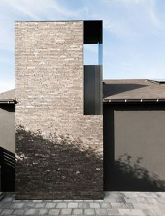 GRAUX & BAEYENS Architecten | House DM-VL, 2011 | Gavere, Belgium