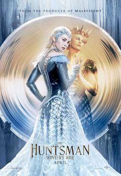 The Huntsman: Winter's War (2016) 27x40 Movie Poster