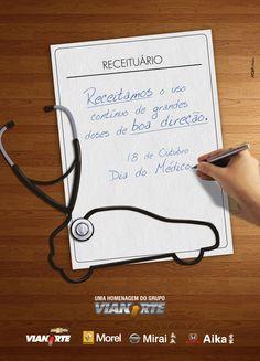 Grupo Vianorte - Dia do Médico