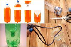 Darázscsapda PET palackból | Életszépítők