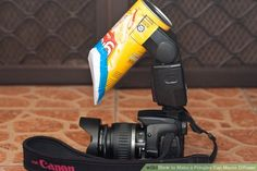 How to Make a Pringles Can Macro Diffuser: 11 Steps