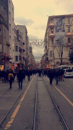 #istiklal #taksim #istanbul