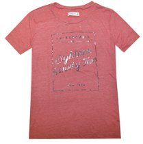 Abercrombie & Fitch Women's Short Sleeve Graphic Tee
