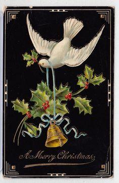 Christmas Postcard 1910
