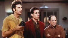 """This news is anything but """"yada, yada, yada."""" Hulu has announced that they've gained the streaming rights to the hit show, Seinfeld! Are you a new fan, or have you always known what the deal is with airline food? (Via ABC News)"""