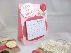 Maria's Creative Place: Mini Calendar