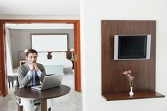 At our #hotel you can work or #relax in a #suite where #comfort is the main focus. #jardintropical #tenerife