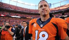 What is Peyton Manning thinking? We'll tell you.