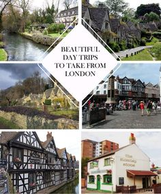 Beautiful day trips to take from #london #england