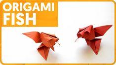 [DIAGRAM] Origami Fish (Jakub Krajewski)