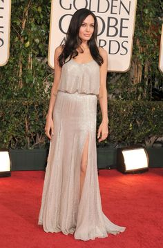 11 Years of White-Hot Golden Globes Wedding Dress Inspiration | Brides
