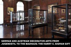 Neue Galerie, NYC: German and Austrian Decorative Arts