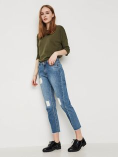 Perfect jeans for 2017