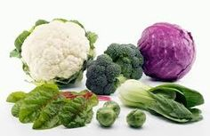 Health Benefits of Cruciferous Vegetables including tips for cooking and eating them.