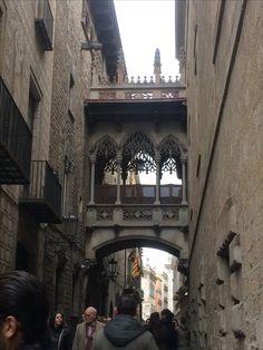 Gotic Quarter, Barcelona