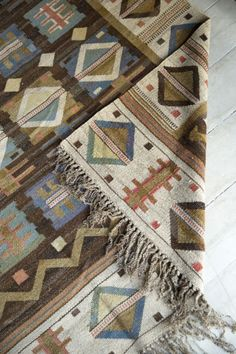 MMF 'Renaissance' Tapestry - HOWE London Century Textiles, Swedish Style, Design Inspiration, Room Inspiration, Textile Art, Handicraft, Renaissance, Folk Art, Bohemian Rug