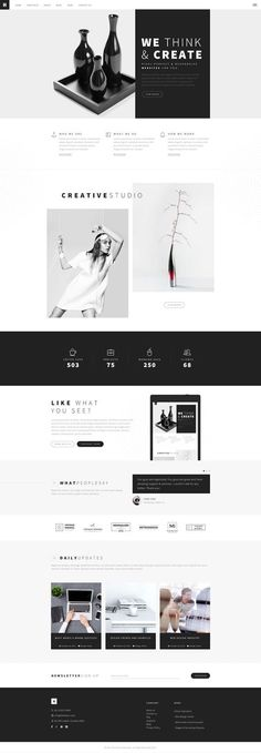 website design trends 2019 monochromatic web design The Effective Pictures We Offer You About Web Design landing page A quality picture can tell you many things. You can find the most beautiful pictur Flat Web Design, Minimal Web Design, Web Design Trends, Design Websites, Ui Ux Design, Web Design Blog, Layout Design, Corporate Website Design, Web Design Mobile