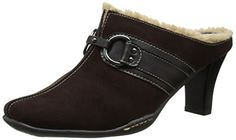 A2 by Aerosoles Womens Snapjack MuleBrown Fabric65 M US ** Continue to the product at the affiliate link Amazon.com.