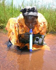 NY Times- LifeStraw Saves Those Without Access to Clean Drinking Water