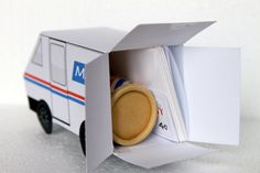 Post Office Mail Party Favors