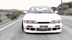 S14 Nissan Silvia: Low and wide! Coming to a street near you well...in CO anyhow...