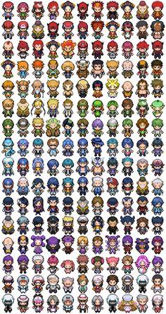 personagens dos jogos