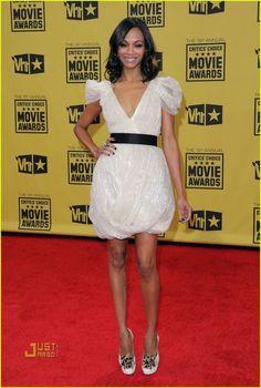 Jason Wu - Critics Choice Awards 2010