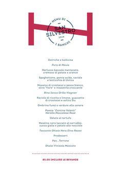 Il menu del cenone di San Silvestro a I Banchi