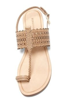 Aerial Sandal-for those few occasions when flats are appropriate. Dream Shoes, Crazy Shoes, Cute Shoes, Me Too Shoes, Ella Shoes, Leather Sandals, Shoes Sandals, Shoe Boots, Shoe Bag
