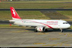 High quality photo of CN-NMI (CN: 5206) Air Arabia Maroc Airbus A320-214 by sas1965