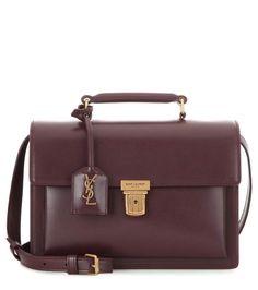 mytheresa.com - Leather shoulder bag - Luxury Fashion for Women / Designer clothing, shoes, bags